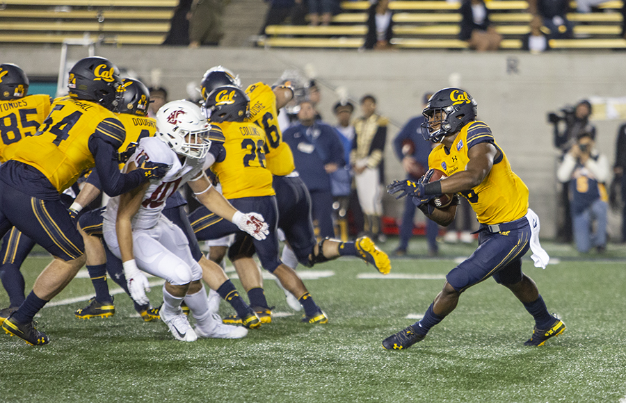 Cal stomps Washington State 33-20 behind electric offensive showing