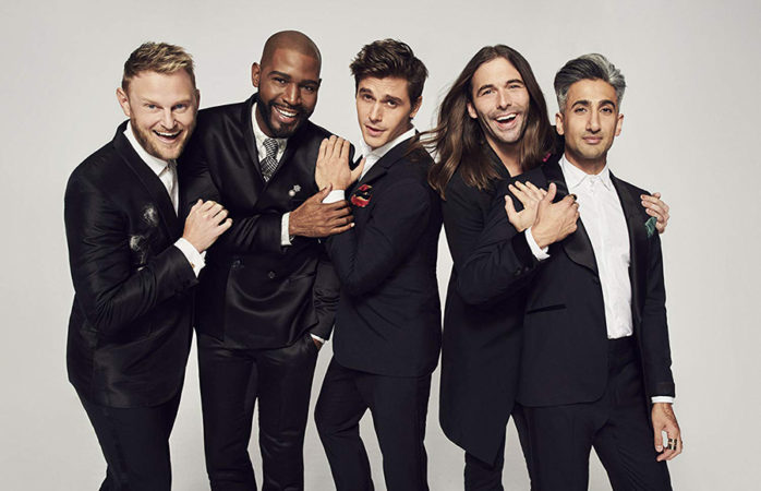 'Queer Eye' campus edition: The Fab 5 as UC Berkeley students