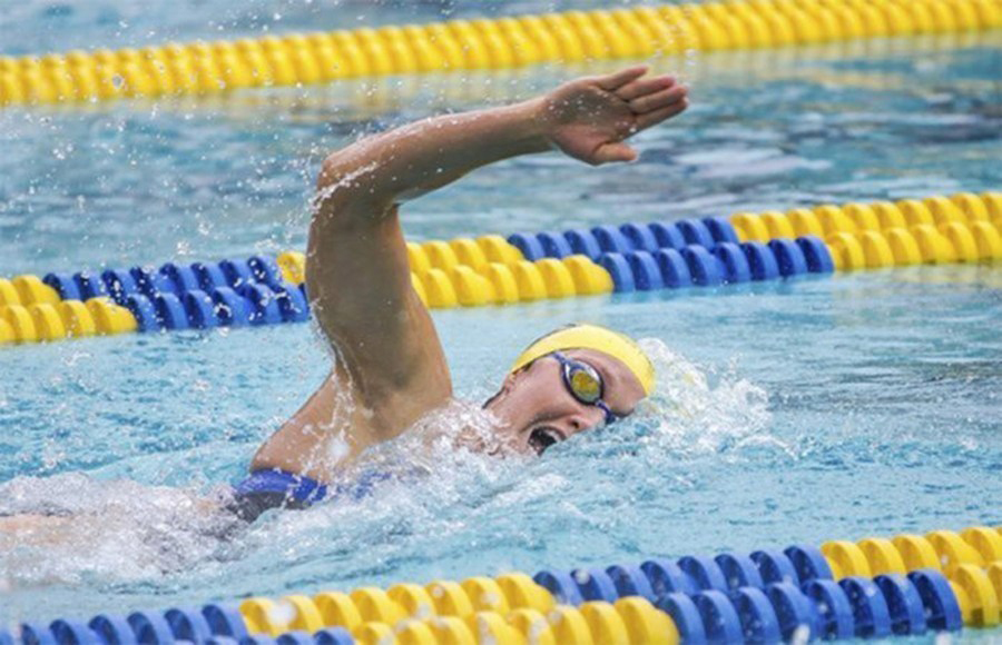 Cal women's swim and dive head north for Minnesota Invitational