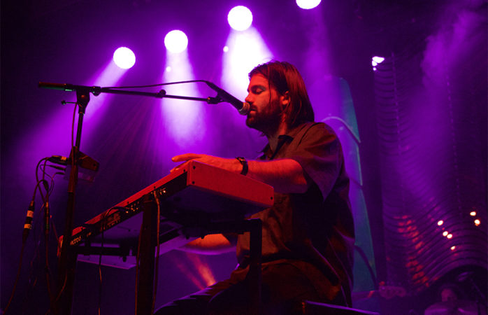 Turnover brings crowd together in indie paradise at The UC Theatre