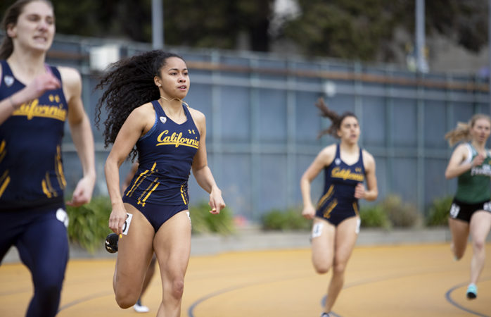 Cal athletes race to qualify for Indoor Championships in 11th hour