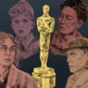Illustration of Oscar Best Picture nominees