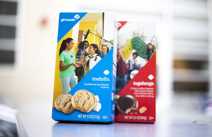 Quiz: What underrated Girl Scout cookie should you try?