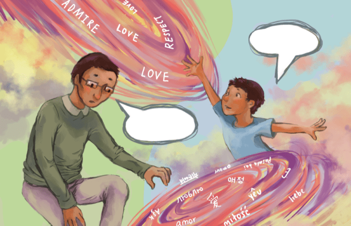 The many languages of love