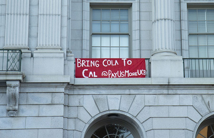 UC Berkeley COLA General Assembly votes to end grading strike