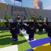Minecraft Berkeley Commencement