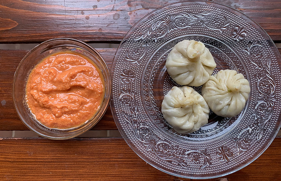 momos nepali indian dumplings recipe