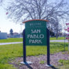 Photo of San Pablo Park in Berkeley