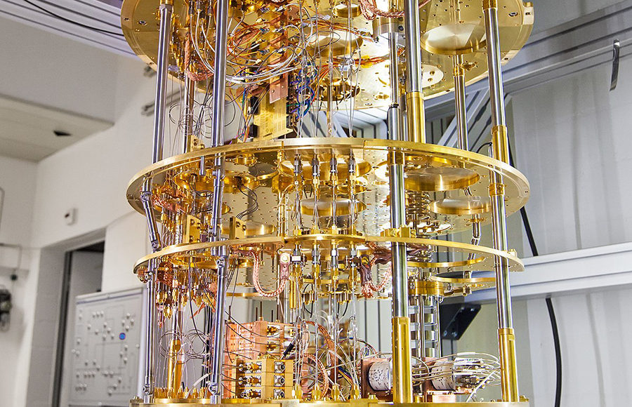 UC Berkeley will be leading a $25 million Quantum Computing Center.