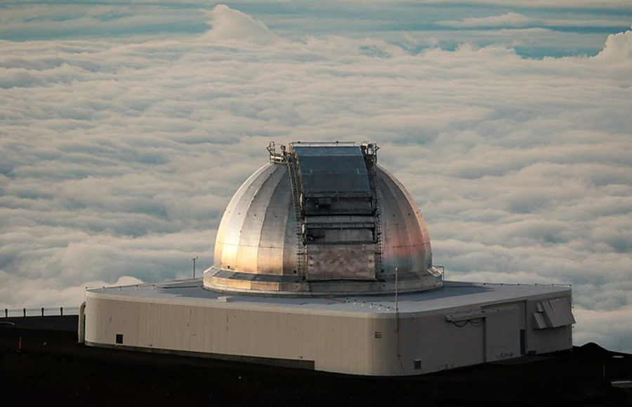 nasa telescope mauna kea uc berkeley