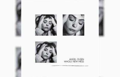 "Photo of Angel Olsen's album, ""Whole New Mess"""
