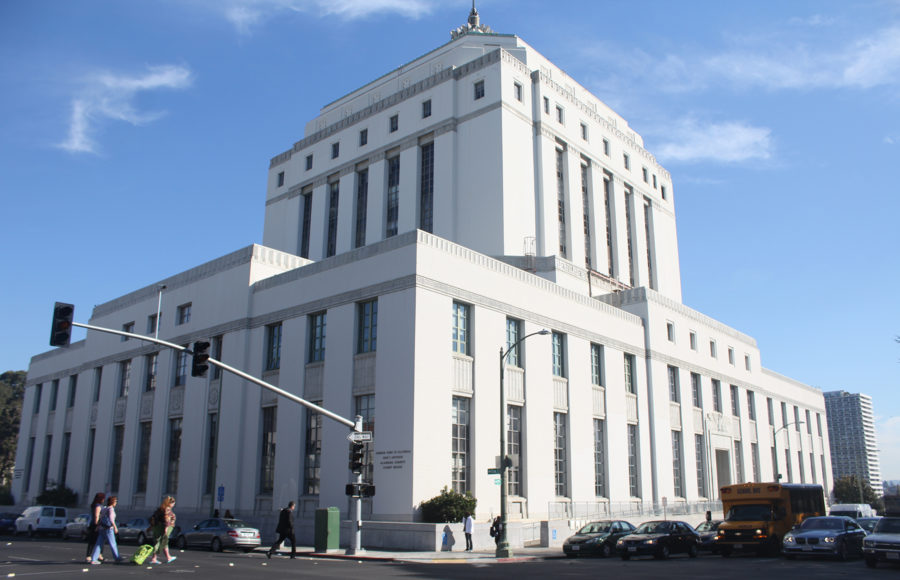 Alameda County Superior Court courthouse photo