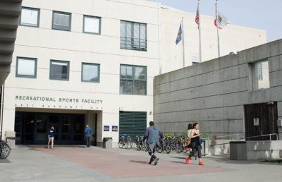 Berkeley Recreational Sports Facility