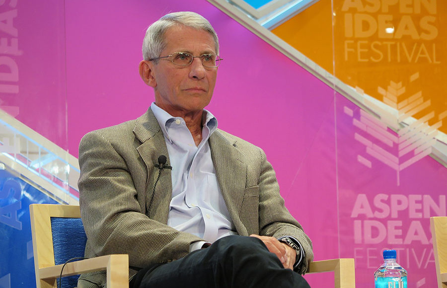 Photo of Dr. Anthony S. Fauci