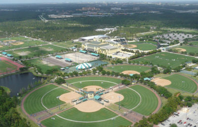Photo of Disney Wide World Of Sports complex in Disney World, Florida