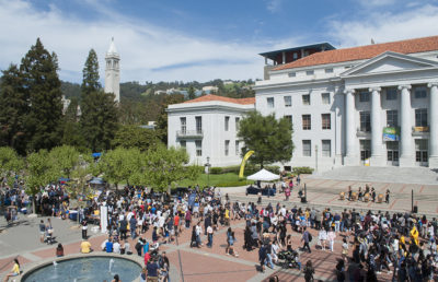 Sproul Plaza