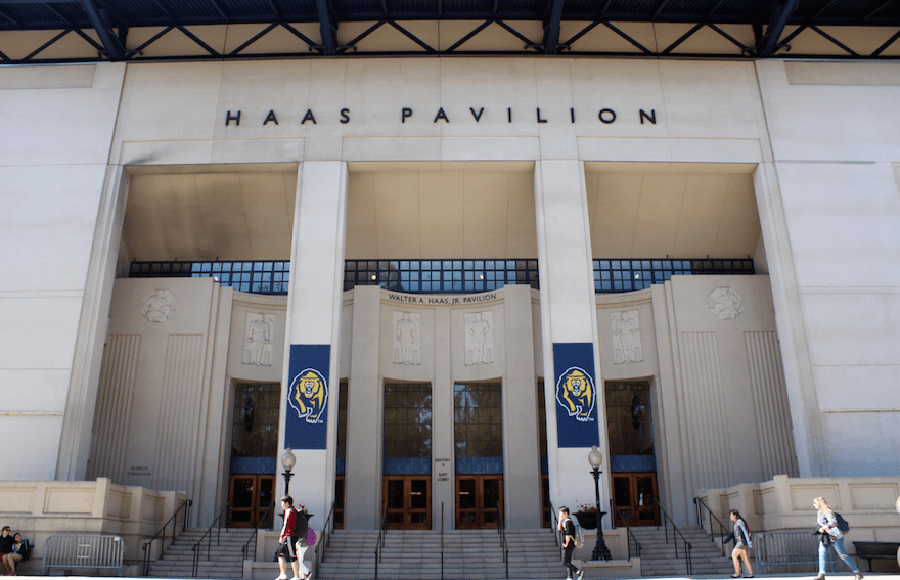 Photo of Haas Pavilion