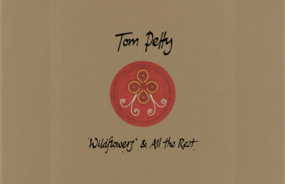 "Photo of Tom Petty's ""Wildflower's & All the Rest"""