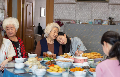 """Photo from the movie, """"The Farewell"""""""