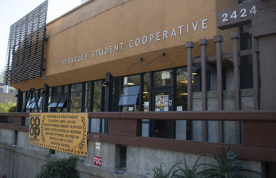 Photo of Berkeley Student Cooperative