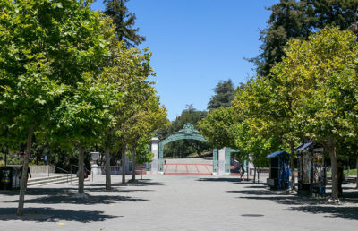 Photo of Sproul Plaza