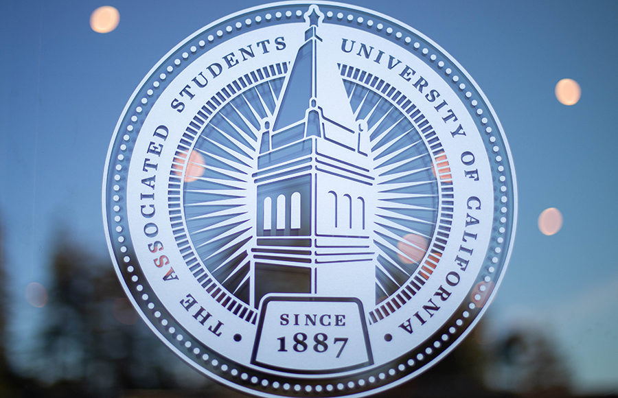 Photo of the ASUC logo