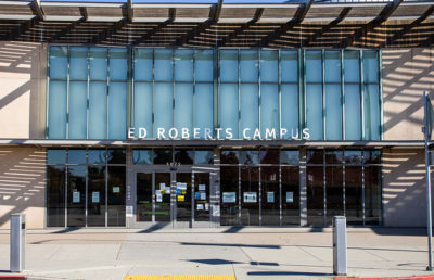 Photo of the Ed Roberts Campus