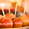 Photo of caramel apples