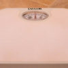 Photo of a weight scale