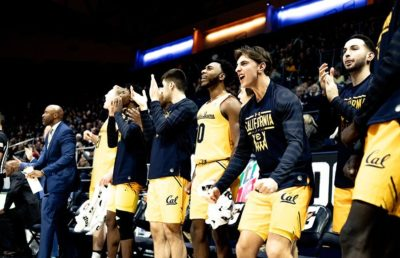 Men's Basketball at Cal
