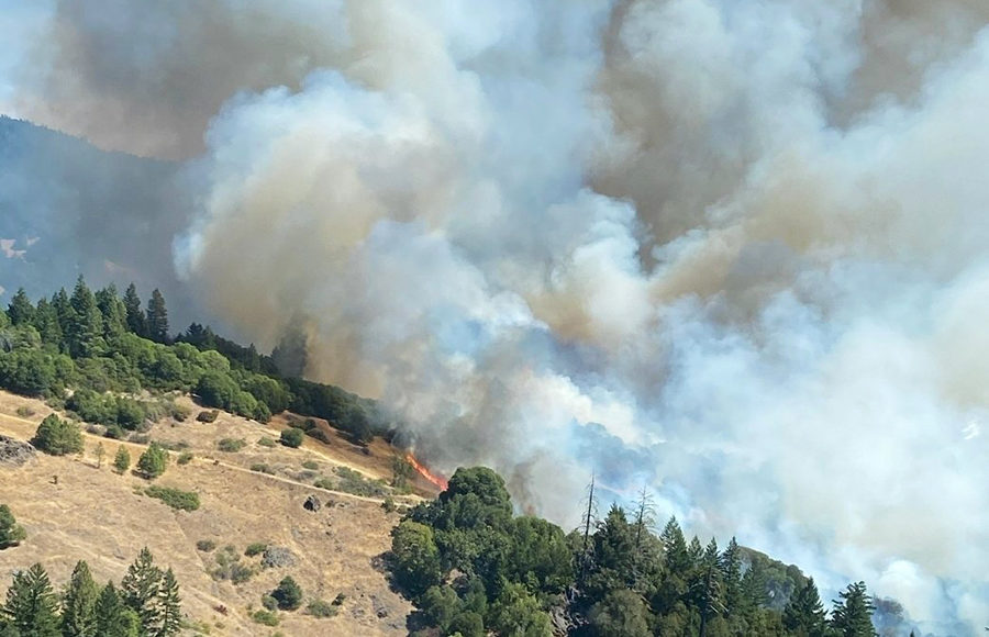 Photo of 2020 California Wildfires