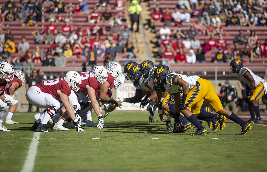 Photo of 2019 Big Game Stanford vs. Cal