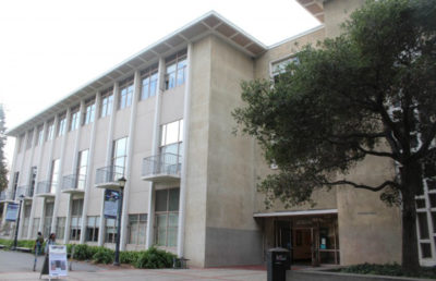Photo of Kroeber Hall