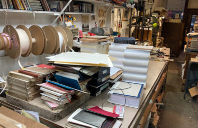 Photo of Pettingell Book Bindery