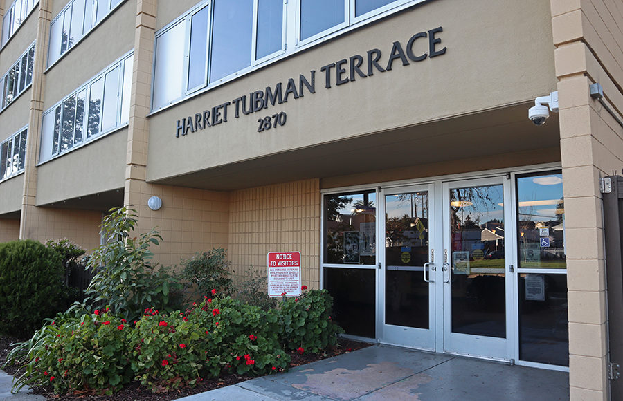 Photo of Harriet Tubman Terrace Apartments