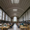 Photo of a Library