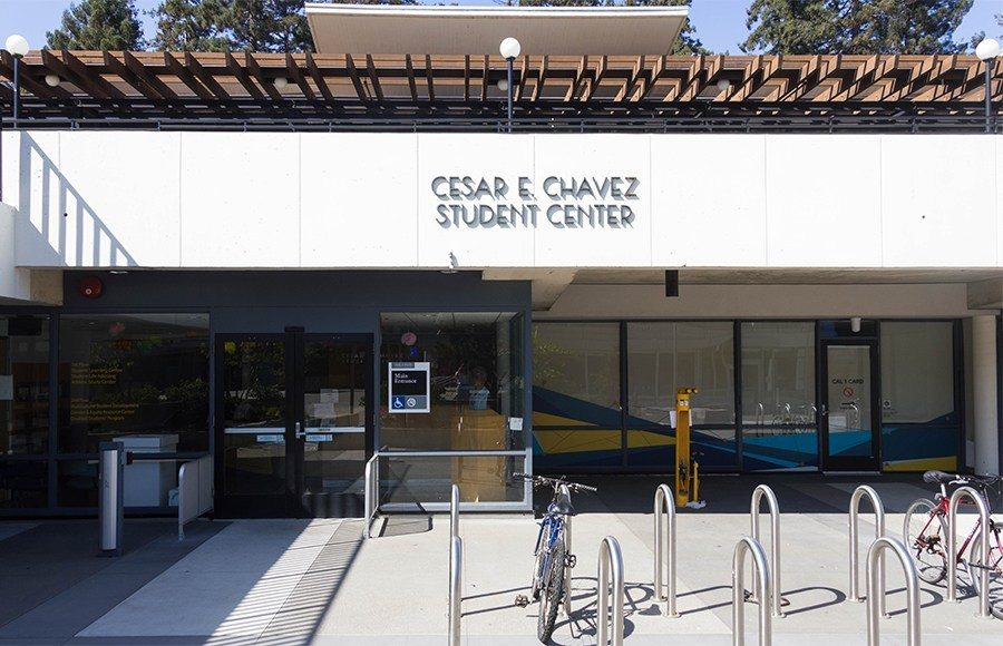 Photo of Cesar E Chavez Student Center