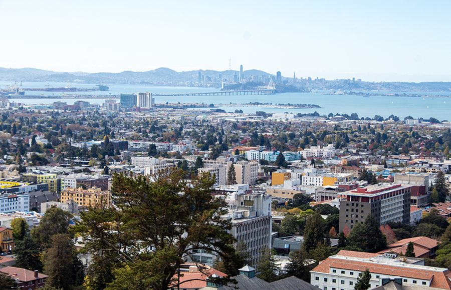 Photo of the Bay Area