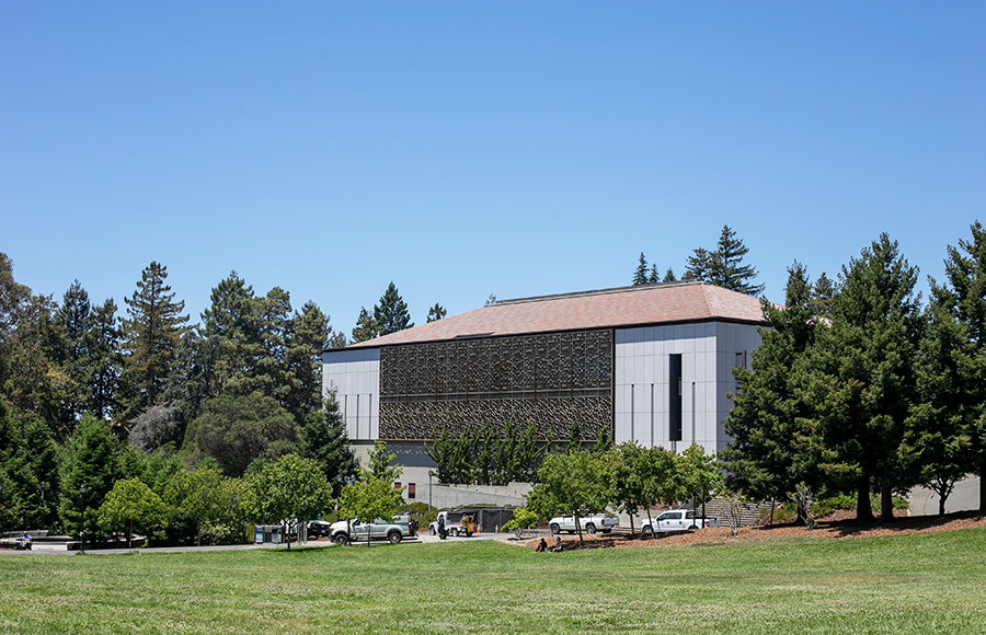 Photo of East Asian Library
