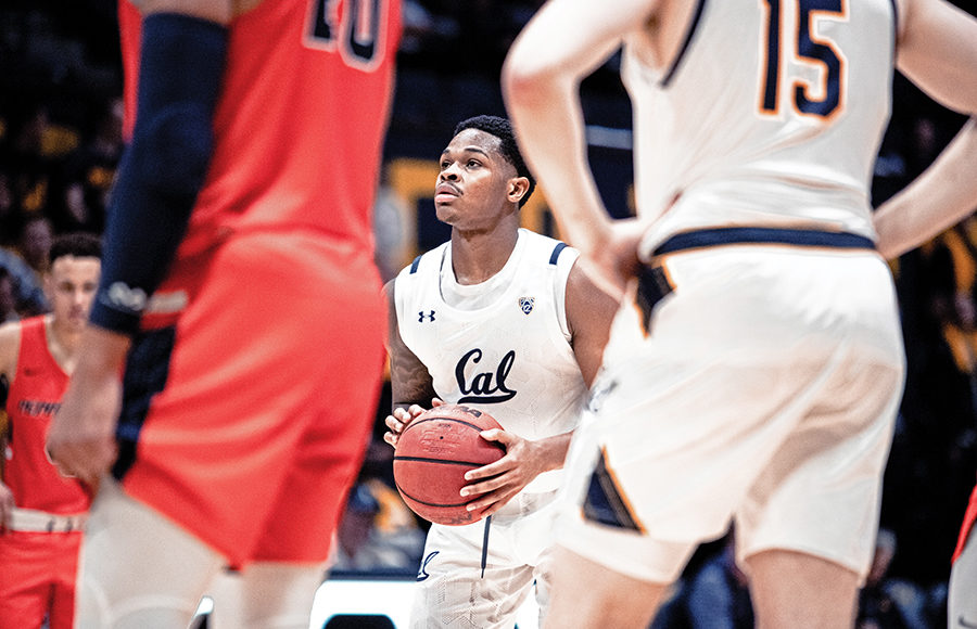 Photo of Cal Men's Basketball