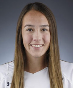 Photo of Emily Smith of Cal Women's Soccer