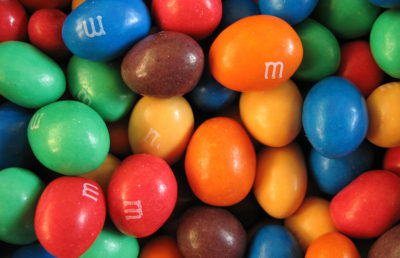 Photo of M&M Candy