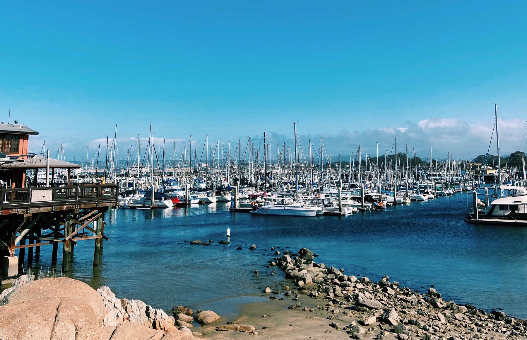 The Clog's guide to a COVID-safe day in Monterey