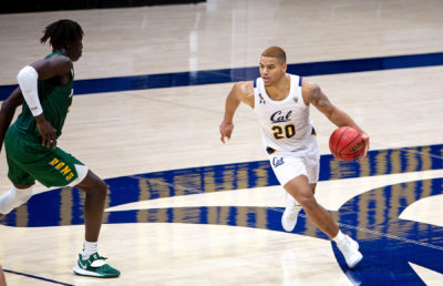 Photo of Matt Bradley of Cal Men's Basketball
