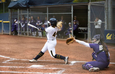 Photo of Karlee Sparacino of Cal Softball