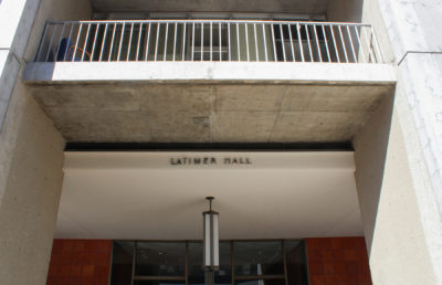 Photo of Chemistry Building Latimer Hall