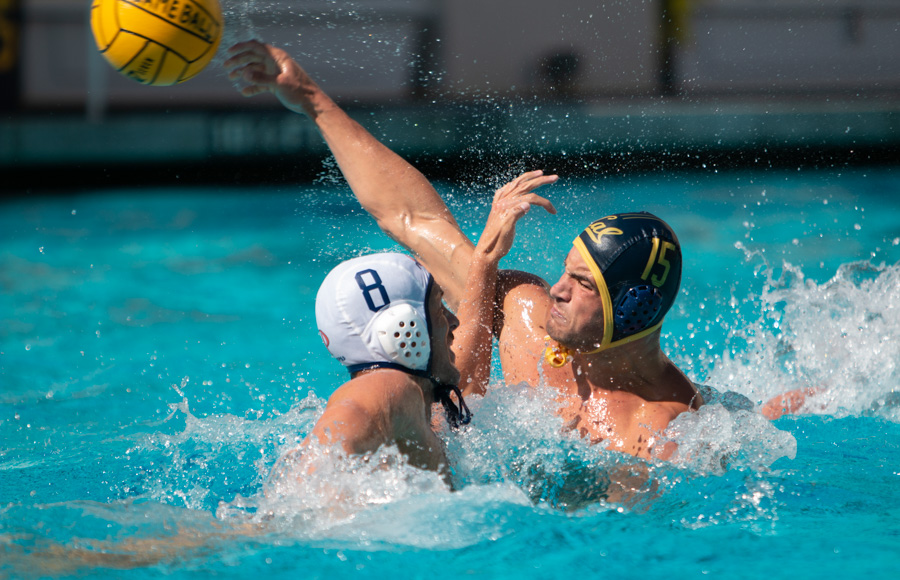 Image of water polo