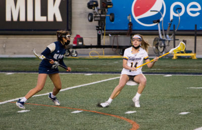 Photo of Cal Women's Lacrosse