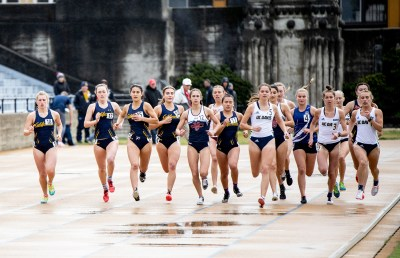 Photo of Cal Track and Field Runners