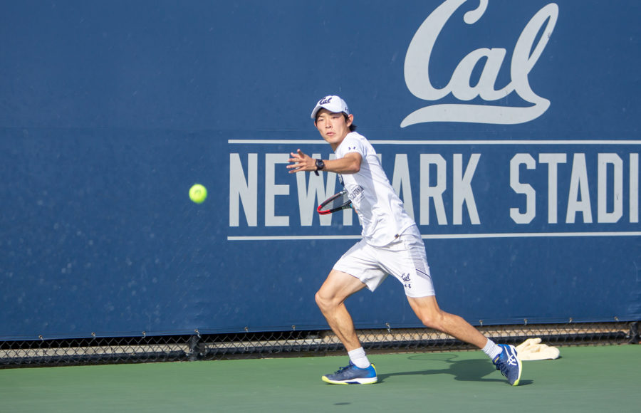 Photo of Cal Men's Tennis
